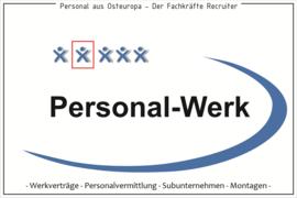 Personal-Werk Sibiu