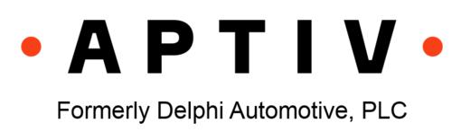 APTIV - Formerly Delphi Automotive, PLC