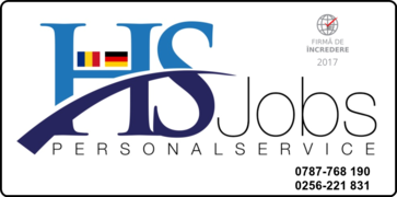 HS JOBS PERSONAL SERVICE SRL