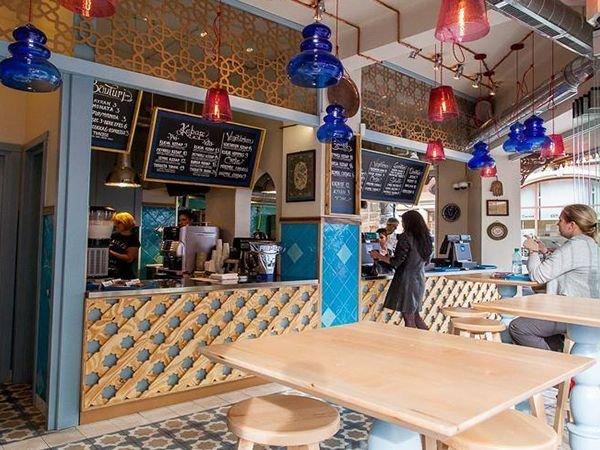 Ospatar restaurant divan for Divan floreasca