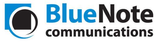 Stellenangebote, Stellen bei BlueNote Communications SA
