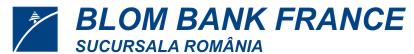 Stellenangebote, Stellen bei Blom Bank France SA Paris