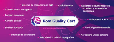 Job offers, jobs at ROM QUALITY CERT