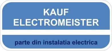 Locuri de munca la KAUF ELECTROMEISTER SRL