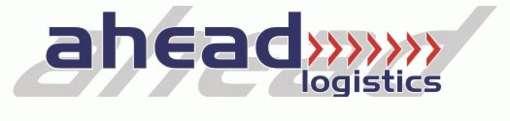 Stellenangebote, Stellen bei Ahead Logistics SRL