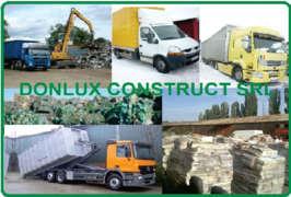 Locuri de munca la DONLUX CONSTRUCT