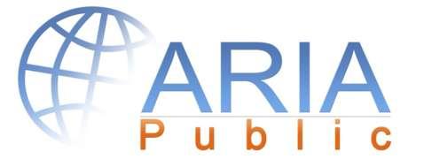 Stellenangebote, Stellen bei ARIA PUBLIC SRL