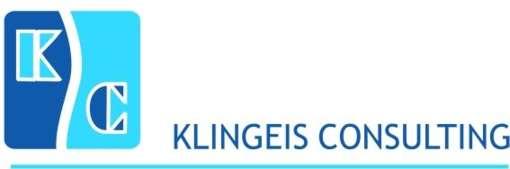 Locuri de munca la KLINGEIS CONSULTING SRL