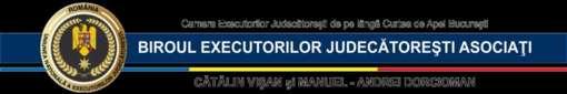 Job offers, jobs at BEJA Catalin Visan si Manuel Andrei Dorcioman
