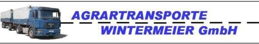 Stellenangebote, Stellen bei Agrartransporte Wintermeier GmbH