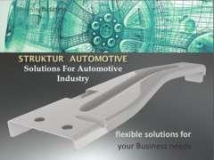 Stellenangebote, Stellen bei Struktur Automotive
