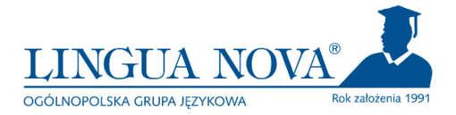 Oferty pracy, praca w LINGUA NOVA SP Z O O