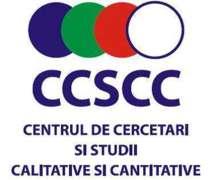 CENTRUL DE CERCETARI SI STUDII CALITATIVE SI CANTITATIVE SRL