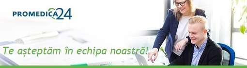 Locuri de munca la SC PROMEDICA24 CENTRAL EUROPE SRL