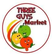Offres d'emploi, postes chez THREE GUYS MARKET