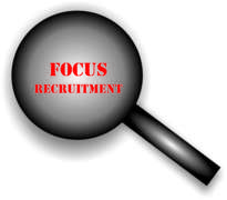 Stellenangebote, Stellen bei Focus Recruitment SRL