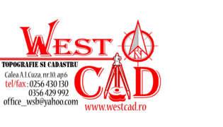 Offres d'emploi, postes chez WEST CAD SRL