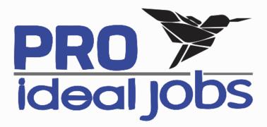 Locuri de munca la Pro Ideal Jobs
