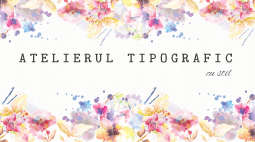Stellenangebote, Stellen bei Atelierul Tipografic cu stil
