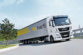 Job offers, jobs at DRIVERS-A-CREW (HARTL)