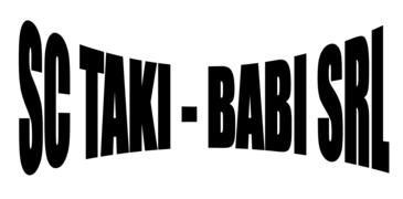 Offres d'emploi, postes chez SC.TAKI-BABI.SRL