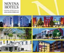 Stellenangebote, Stellen bei NOVINA HOTELS