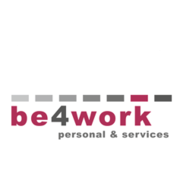 Stellenangebote, Stellen bei be4work GmbH