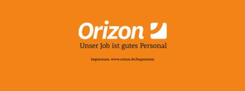 Stellenangebote, Stellen bei Orizon GmbH