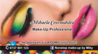 Job offers, jobs at Mihaela Ceornodolea