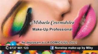 Oferty pracy, praca w Mihaela Ceornodolea