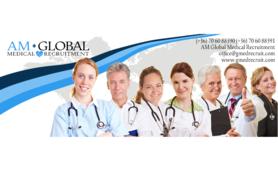 Stellenangebote, Stellen bei AM Global Medical Recruitment