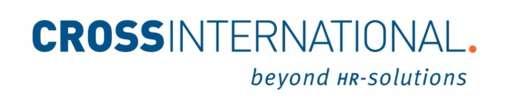 Stellenangebote, Stellen bei Cross International