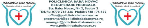 Locuri de munca la SC POLICLINICA BABA NOVAC