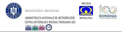 Locuri de munca la Centrul Meteorologic Regional Transilvania Sud Sibiu