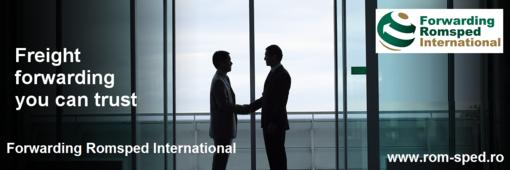 Locuri de munca la Forwarding Romsped International