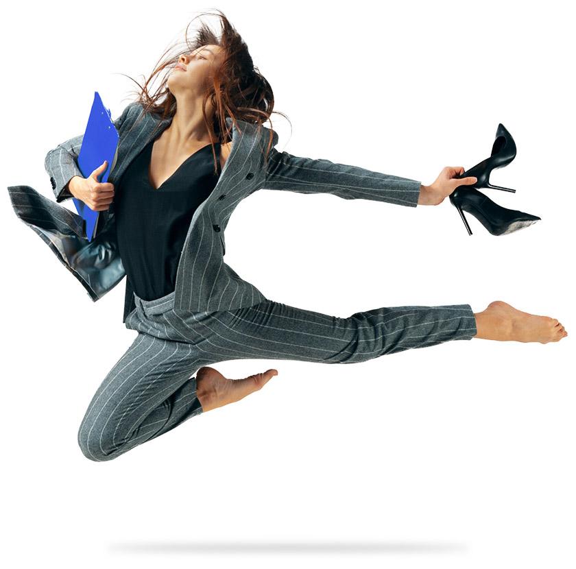 Profitez de la flexibilité
